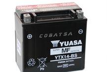 Baterías Yuasa AGM / Baterías para moto Yuasa AGM