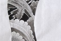 Dragon sleeves