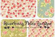 Fabric Collections / New fabrics and precuts are coming in all the time!