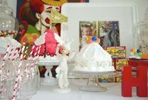 circus birthday / by Beth Hundley