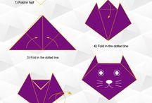 Origami - فن طي الورق / لو مسمعتوش عن فن الأوريجامي فهو فن طي الورق الياباني , كل إسبوع هنشاركم بأشكال هنعملها معاكم خطوة بخطوة , جهزوا ورقة مربعة وابدأو بتنفيذ الخطوات وشاركونا بصورة الشكل النهائي علي #يالا_نطبق  Diagram : Fumiaki Shingo  #Orgami #اورجامي # #طي_الورق