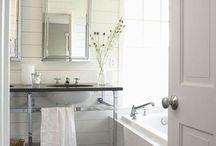 bathrooms / by Ainsley Sherrie