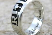 Wedding Bands / <3 RegistryLove  / by RegistryLove