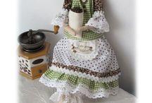 кофе куклы