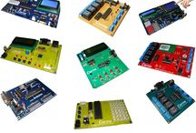 Kits didáticos: PIC, AVR, 8051, DSPIC, ARDUINO, FREESCALE, ETC