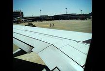 行ってきま〜す。 prepared to take off #aviation #airplane #fromairplane #hanedaairport #飛行機 #見送り #飛行機からの景色 #羽田空港写真