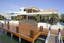 Mooloolah House / A house I designed for a waterfront site on the Sunshine Coast, Queensland.