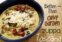 Soup Anyone? / by Edwina Bustamante
