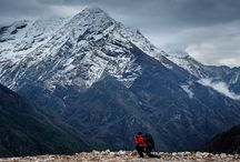 Nepal, about an earthquake