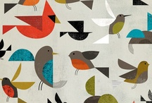 birds / by VELMA WASHINGTON