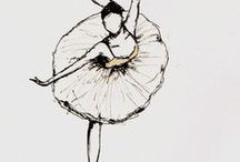 Ballet/Dancers-related