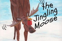 Moosa The Moose / Author and Illustrator Melissa R. Dashiell is excited to introduce Moosa the Moose, the lovable moose from Emerado, ND.  Come follow Moosa and discover his world.