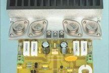 amplificador de 70 w