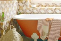 :: HOME- Bathrooms:: / Small Cottage Bathrooms that pack-a-punch in a BIG WAY!