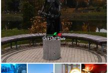 Date ideas in Belarus / Top romantic things to do in Belarus