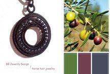 BB jewelry design / 100% handmade