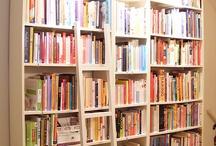 Home - Bookcases/Shelves / by Marjorie Sakelik