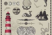 Livie and Luca Nautical Theme / Storyboard/ideas