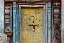 Unfound Doors / by Sezin Zuzu Koehler
