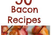 Bacon, Bacon, Bacon!!  / by Cassie Lehiy