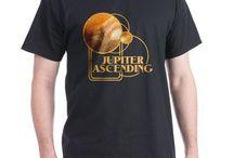 "Jupiter Ascending / My Cafepress Jupiter Ascending designs on all kinds of products.  ""Jupiter Ascending"" tells the story of Jupiter Jones, who was born under a night sky, with signs predicting she was destined for great things. #JupiterAscending"
