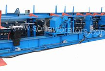 Two Head Rebar Bender Machine / Sona Construction Technologies Pvt Ltd. is the leading supplier of two head rebar bender machine in India.