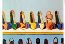 Wayne Thiebaud art lesson / Wayne Thiebaud art lesson