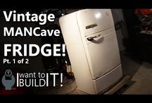 Man-Cave Projects / Projects, Builds and Man-Art for the man-cave!