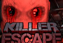 Killer Escape / The Killer Escape series and works in progress - 3D Models, Screenshots, Concepts etc