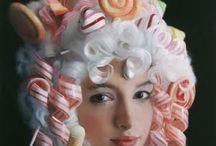 Carnivale wig inspo