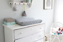 Girls room inspiration / Baby/kids room