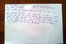 Abbey Writes to the PM / Follow along as Abbey an 8 year old Melbourne girl writes to the Australian Prime Minister to ask why her Uncles can't get married in Australia.