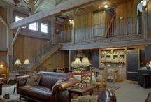 ***Awesome Barndominium Designs*** / Barn + Condominium = Barndominium