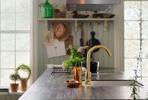 Klassiske & moderne kjøkken