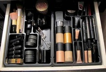 Bathroom Organization / Tips and tricks for organizing the bathroom for Forte Organizers.