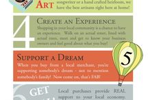 Shop local / Supporting Michigan farmers and businesses