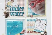 Scrapbook Ideas / by Sarah Bennett Farnstrom