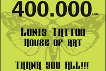 Lonis Tattoo Studio-House of Art