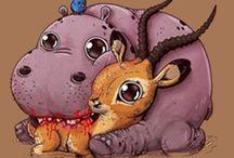 Animais adoráveis :)