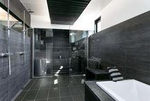 Kylpyhuone, sauna ja wc