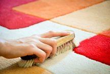 Dicas para limpar tapetes