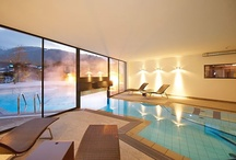 Element water - our pools / We invite you to take a look at our pool landscape - indoor and outdoor - summer & winter - just enjoy!