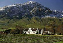 SA Wine lands