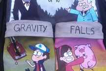 Gravity falls stuff