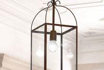 Lampade a Sospensione - Gli Ottoni / Serie di lampade a sospensione pensate per arredare con stile i propri spazi interni.