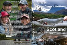 "Fly Fishing DVD ""Once in Your Lifetime"" / ""Once In Your Lifetime"" Fly fishing DVD made in Scotland by Inverness."