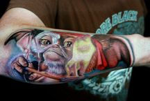 Body Art / by Angie Molter