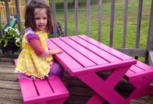 Picnic table ideas