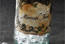 Miniature - Apothecary Potion Bottles and Vials