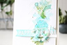 Papercrafting non Stampin Up